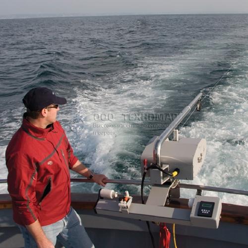 Система профилирования толщи вод на ходу