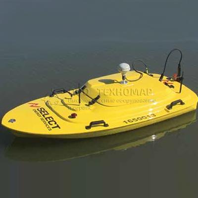 Z-Boat Дистанционно управляемая лодка