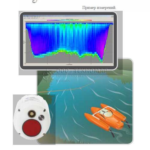 Универсальная система измерения расхода воды в реках RiverRay 600 кГц
