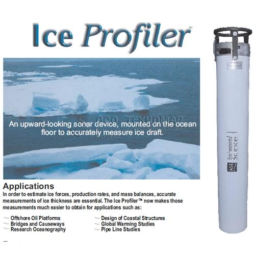 Глубоководный ледовый сонар ASL Enviromental IPS-5
